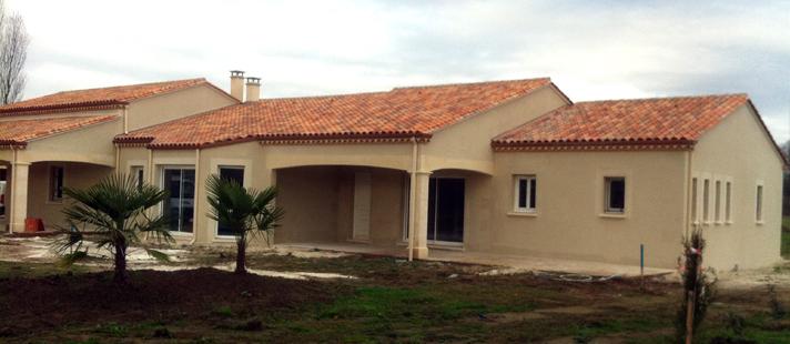 Maçon Bergerac pour construction maison
